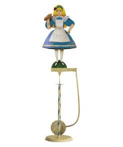 Alice nel Paese delle meraviglie Oscillante