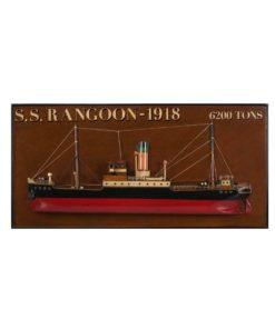 Tramp Steamer Rangoon