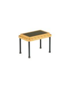 Tavolino ACE S, Oro