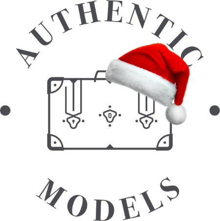 Authentic Models – Shop Online